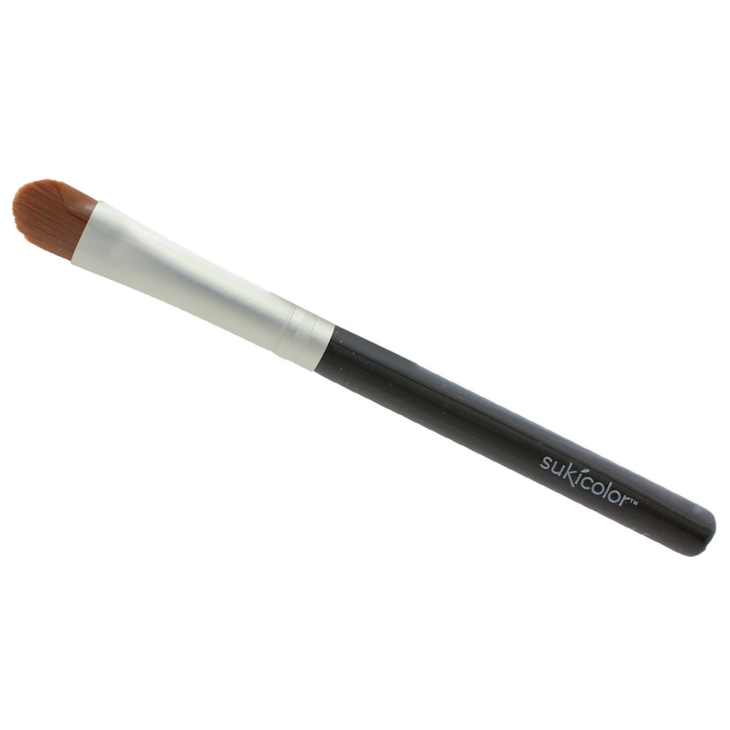 cream shadow/concealer brush