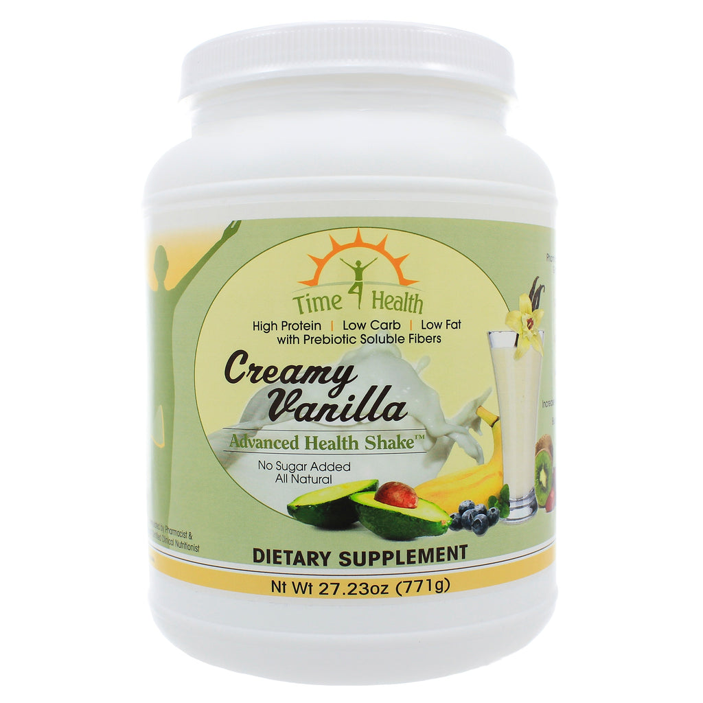 Advanced Health Shake - Creamy Vanilla