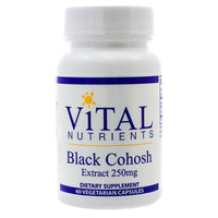 Black Cohosh 2.5% 250mg