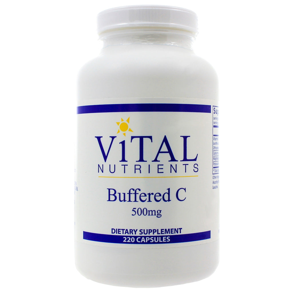 Buffered C 500mg
