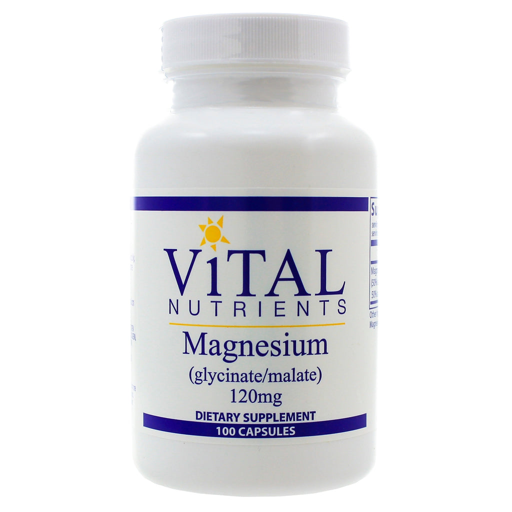 Magnesium Glycinate 120mg