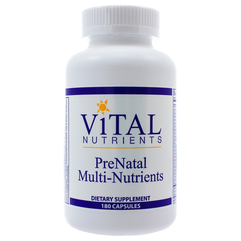 PreNatal Multi-Nutrients