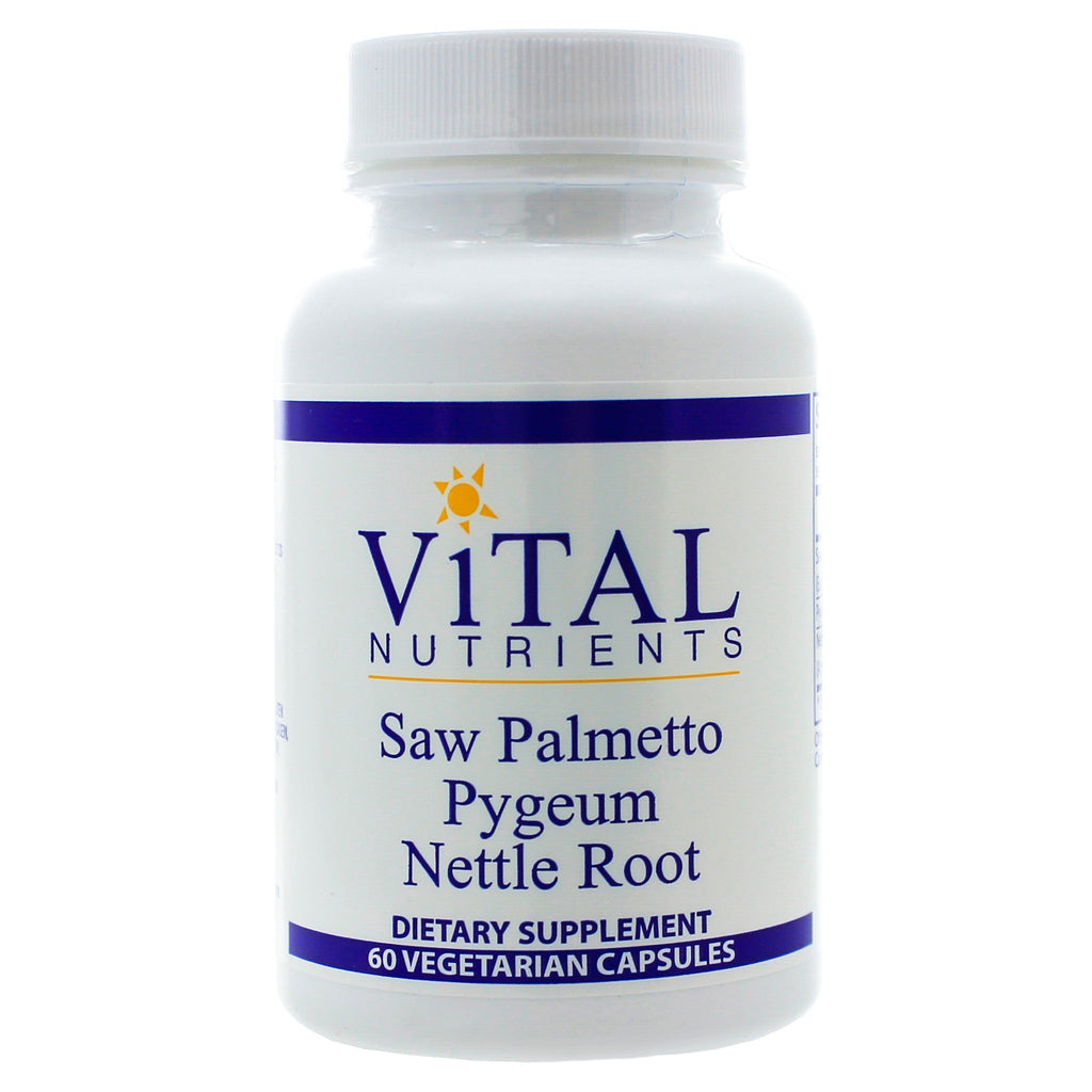 Saw Palmetto / Pygeum / Nettle