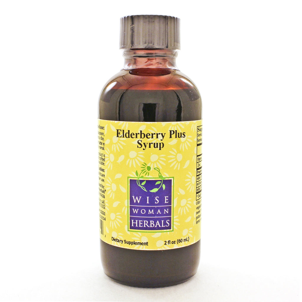 Elderberry Plus Syrup