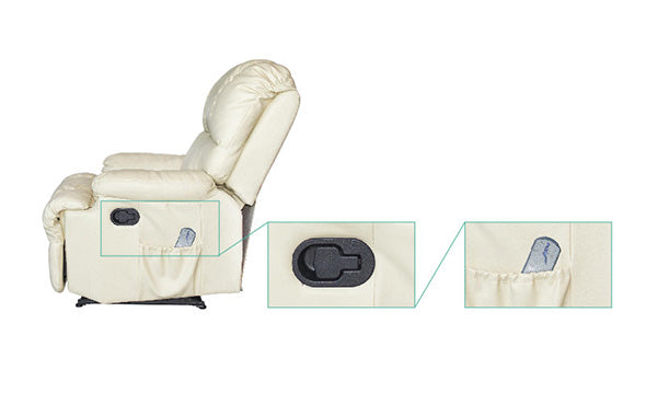 sillon reclinable deluxe