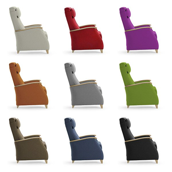 sillon reclinable dover
