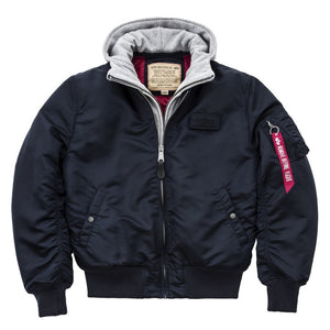 ALPHA INDUSTRIES - MA-1D-Tec