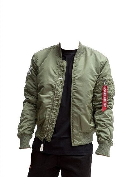 ALPHA INDUSTRIES MA-1 VF Army