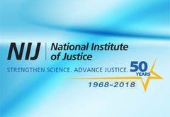 NIJ Website Home Page