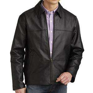 Bullet Blocker Bulletproof Leather Jacket-Bulletproof Jacket-Bullet Blocker®-kincorner.com