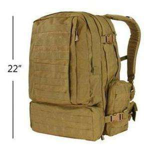 Bullet Blocker Bulletproof Backpack 3 Day Heavy Duty-Bulletproof Backpack-Bullet Blocker®-kincorner.com