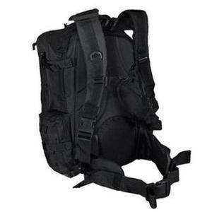 Bullet Blocker Bulletproof Backpack 3 Day Heavy Duty-Bulletproof Backpack-Bullet Blocker®-Black-kincorner.com