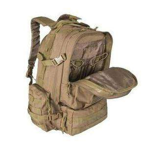 Bullet Blocker Bulletproof Backpack 3 Day Heavy Duty-Bulletproof Backpack-Bullet Blocker®-Coyote Brown-kincorner.com