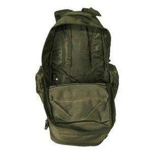Bullet Blocker Bulletproof Backpack 3 Day Heavy Duty-Bulletproof Backpack-Bullet Blocker®-Green-kincorner.com