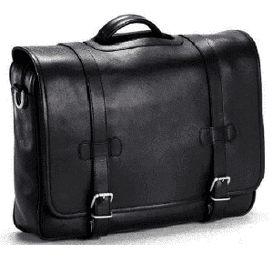 Bullet Blocker Bulletproof Leather Briefcase