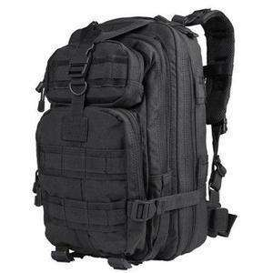 Bullet Blocker NIJ IIIA Jump Bulletproof Backpacks-Bulletproof Backpack-Bullet Blocker®-Black-kincorner.com