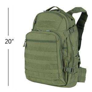 Covert Bulletproof Backpack-Bulletproof Backpack-Bullet Blocker®-Green-kincorner.com