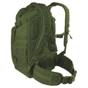 Covert Bulletproof Backpack-Bulletproof Backpack-Green back-kincorner.com