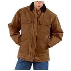 Bulletproof Bullet Blocker Farm Coat-Bulletproof Jacket-Bullet Blocker®-M-Full Wrap-Brown-kincorner.com