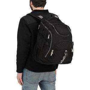 Bulletproof Backpack Rolling Travel Luggage-Bulletproof Backpack-Bullet Blocker®-Black-kincorner.com