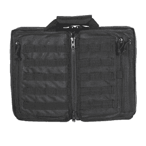Bulletproof Briefcase Laptop Bag-Bulletproof Briefcase-Bullet Blocker®-Black-kincorner.com