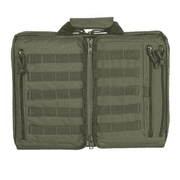 Bulletproof Briefcase Laptop Bag-Bulletproof Briefcase-Bullet Blocker®-OD Green-kincorner.com