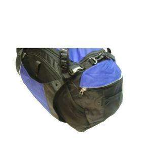 Bulletproof Gym Duffel Bag-Bulletproof Bags-Bullet Blocker®-Blue / Black-kincorner.com