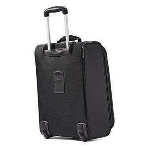 Bulletproof NIJ IIIA Exec-Carry-On Luggage-Bulletproof Luggage-Bullet Blocker-back handle-kincorner.com