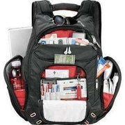 Bulletproof Backpack Premier Amped-Diamondback Armor-Compartments-kincorner.com