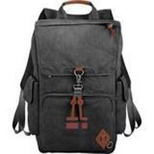 Deluxe Cotton Bulletproof Rucksack Backpack-Bulletproof Backpack-Diamondback Armor®-Charcoal-kincorner.com