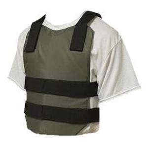 "Concealable Executive Bulletproof Vest-Bulletproof Vest-Bullet Blocker®-Gray-Small-Height <5'8"" & Chest <37""-kincorner.com"