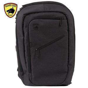 Guard Dog ProShield Smart Bulletproof Backpacks-Bulletproof Backpack-Guard Dog®-Black-kincorner.com