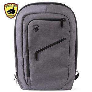 Guard Dog ProShield Smart Bulletproof Backpacks-Bulletproof Backpack-Guard Dog®-Gray-kincorner.com