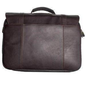 Bulletproof Leather Messenger Briefcase-Bulleltproof Briefcase-Bullet Blocker®-kincorner.com