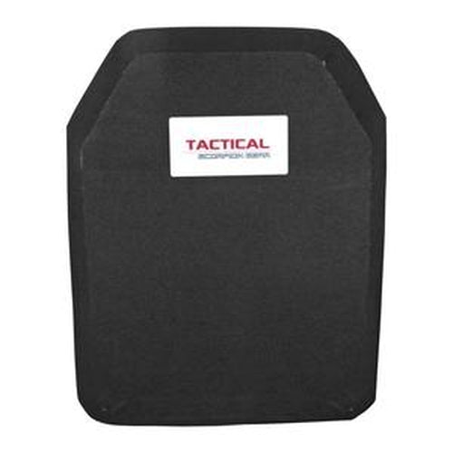 Tactical Scorpion Gear Level III+ PE Polyethylene Body Armor 11x14 Plate