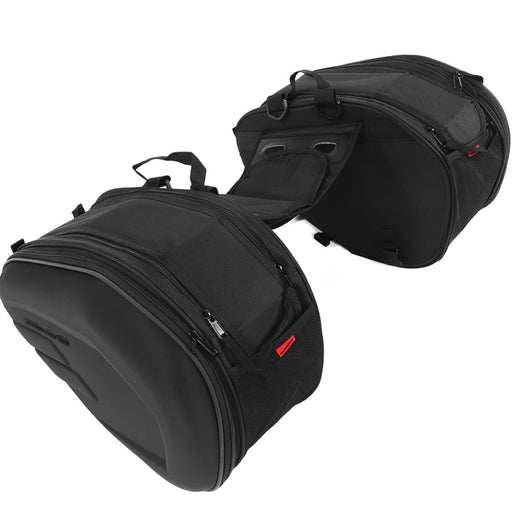 1 Pair Motorcycle Bags Luggage Saddle Bags Waterproof - After Shopper