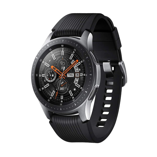 Watch Samsung Galaxy (R800), Color Silver (Silver). -Watche smart, Bluetooth (46mm). Version EU.