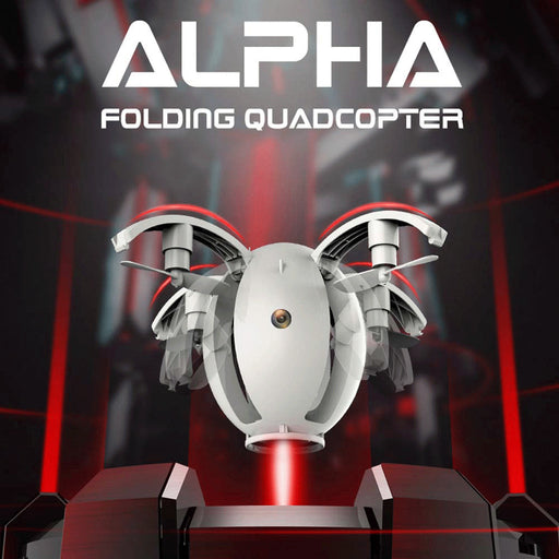 RC toy 2.4GHZ 4CH 6-Axis Gyro RC Quadcopter Kai Deng K130 ALPHA Folding Transformable Egg Drone RTF With 0.3 Real Time Camera - After Shopper