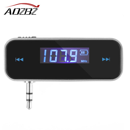 Car FM Transmitter For Smart Phone Bluetooth Wireless Auto Player Audio Devices Fm Modulator LCD Display Car Accessories - After Shopper