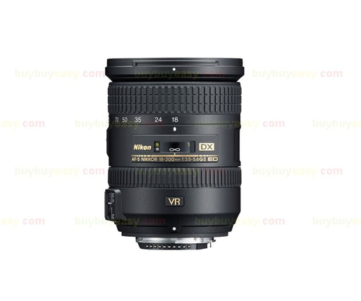 New Nikon Nikkor AF-S 18-200mm f/3.5-5.6 DX G ED VR II Lens - White Box - After Shopper