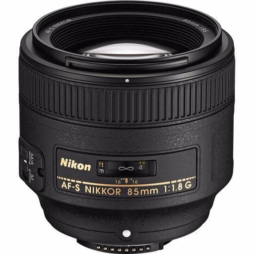 New Nikon AF-S NIKKOR 85mm f/1.8G Lens - After Shopper