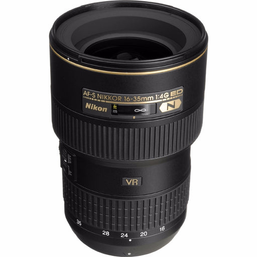 Nikon AF-S NIKKOR 16-35mm f/4G ED VR Lens For D5600 D5500 D5300 D7200 D7500 D810 D800 - After Shopper