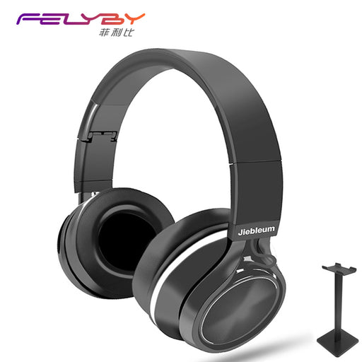 FELYBY High Quality Collapsible Wireless Bluetooth earphones Headphones Gaming headset for Phone Computer with Stereo microphone - After Shopper