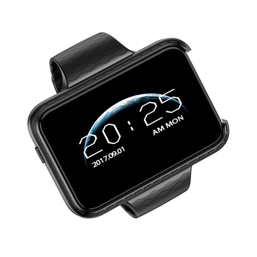 Smart Phone Watch Bluetooth Wrist Cellphone Watch SIM Card Plug-In Card Smart Mobile Watch 2G Calls MTK2502C Memory Card - After Shopper