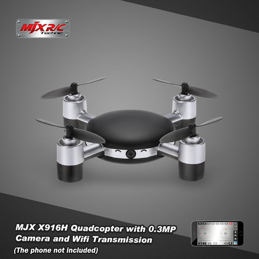 Original MJX X916H 4CH 6 Axis Gyro Wifi FPV RC Quadcopter RTF Drone with 0.3MP Camera and Barometer Set Height - After Shopper