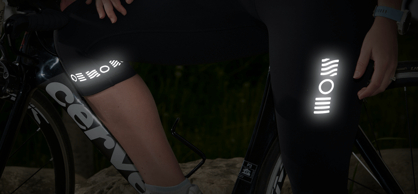 Triathlon Reflective Design - Noktillu