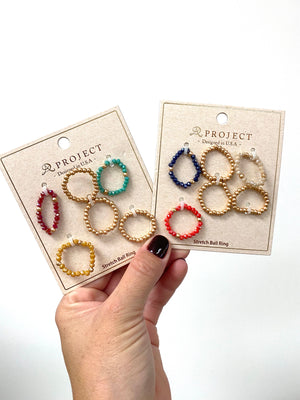 Stretchy Rings