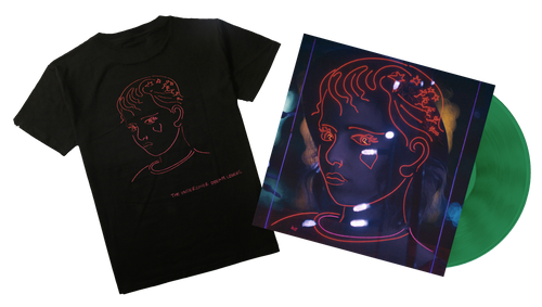 Limited Edition 'In Real Time' Bundle Deal (Vinyl + Tee)