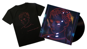 'In Real Time' Bundle Deal (Vinyl + Tee)