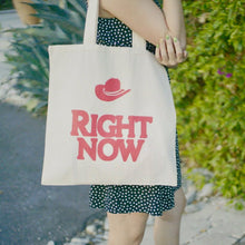 'Right Now' Tote